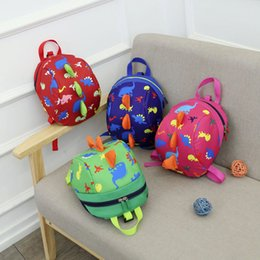 Boys Girls Kids Dinosaur Pattern Animals Backpack Toddler School Bag  dinosaur print school backpack shoulder bag for children 5f14c94b209c8