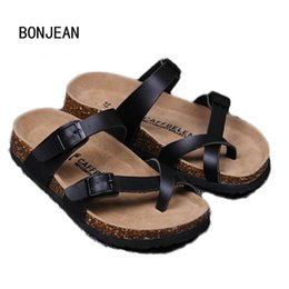 Fashion New Summer Cork Women Sandals Casual Mixed Color Flip Flops  Valentine Shoes Zapatos Mujer Sandalias Plus Size 35-42 0f45b66feab6