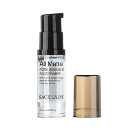 $enCountryForm.capitalKeyWord UK - Face Base Primer Makeup 6ml Liquid Matte Make Up Fine Lines Oil-control Facial Cream Brighten Nude Foundation Cosmetic skin care makeup