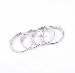 $enCountryForm.capitalKeyWord NZ - Brand name Luxury 4pcs ring in an set diamond with Created Cocktail Ring Pure 925 Sterling Silver Engagement Vintage ring Jewelry PS5438