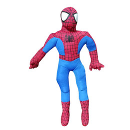 "$enCountryForm.capitalKeyWord NZ - New The Avengers Spider-man Soft Toy Plush Doll Collection For Kids Holiday Best Gift ( 10pcs Lot - Size: 11.8"" 30cm )"