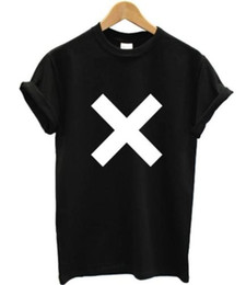 Discount cross colours - XX T SHIRT ENGLISH INDIE CROSS CROOKS MUSIC ROCK GIFT BURGUNDY ALL COLOURS