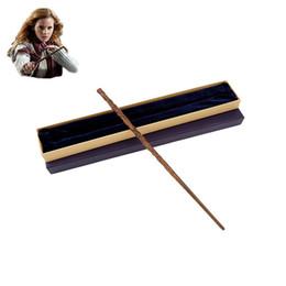 Harry Potter Baguette Magique / Métal Noyau Hermione Granger Baguette Magique / Colsplay Baguette Magique Noël Nouvel An Cadeau Pour Enfants