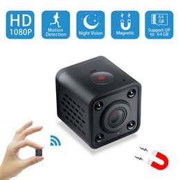 mini ir camera memory Australia - 8GB memory Mini DV Camera Small Camera 1080P Full HD Portable Mini Video Camera with IR Night Vision & Motion Detection Cam PQ195