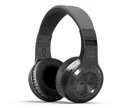 Wireless Usb Music Headphones Australia - Bluedio HT Wireless Bluetooth Headphones& Wireless Headset With Microphone For Mobile Phone Music Earphone