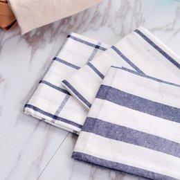 3pcs 100% Cotton, Oversized Basic Everyday 40x60 cm Napkin Set of 3 on Sale