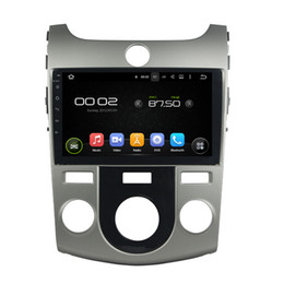 Chinese  Full touch 8Inch 2GB RAM Andriod 6.0 Car DVD player for Kia CERATO FORTE MT with GPS,Steering Wheel Control,Bluetooth, Radio manufacturers