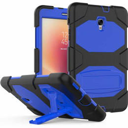 waterproof tablet china 2019 - Tablet Shockproof Heavy Duty With Stand Hang Funda Case For Samsung Galaxy Tab A A6 10.1 2016 T580 T585 SM-T580 T580N Co