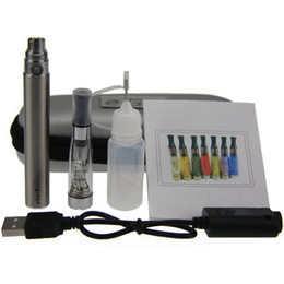 $enCountryForm.capitalKeyWord UK - Vape Cartridges EGO CE4 Starter Kit 1.6ml CE4 Atomizers Ego T Battery 1100mah 900mah 650mah 510 Battery pens