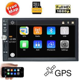 2din kit online shopping - EinCar Car MP5 Player In Dash GPS Navigation Car Stereo MP3 Player Din In Dash Bluetooth FM Radio P Video Multimedia Receiver