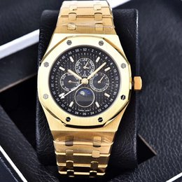 $enCountryForm.capitalKeyWord Canada - 2017 Top Selling Luxury Royal Multifunction Watch Special Men Stainless Steel Band Automatic Mechanical Men Mens Watch Watches