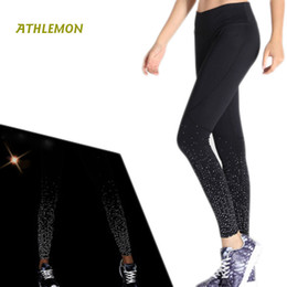 cbb1b0f96320c8 Plus Size Compression Pants Canada - New Compression Leggings Women Yoga Pants  Running Gym Workout Jogging
