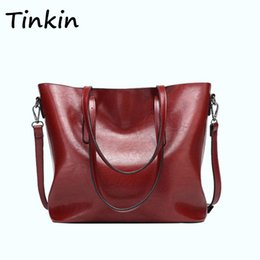 adc97880df1c Bolish Women Retro PU Shoulder Bag Female High Capacity Casual Totes Vintage  Daily Shopping Crossbody Bag All-match Dames Tassen