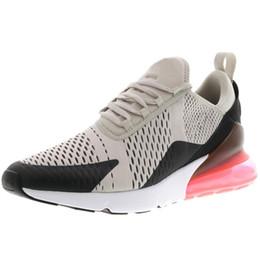270 Hombres Zapatillas de correr Para Mujer Zapatillas de deporte Entrenadores Deportes para hombre Mens Athletic 270 Hot Corss Senderismo Correr Zapato al aire libre 2018