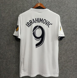 $enCountryForm.capitalKeyWord NZ - ^_^ Wholesales 2018 Galaxy soccer jerseys home away fans version custom name number Ibrahimovic 9 football clothing football shirts