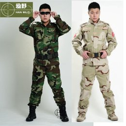 Chinese  US Army Multicam Combat Camouflage Shirt Uniform Shirts Pants Tactical sport Hunting Clothing with Knee Pad manufacturers