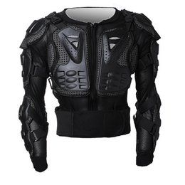 Discount moto professional - NEW Professional motorcycles armor protection motocross clothing protector moto cross back armor protector Protection Ja