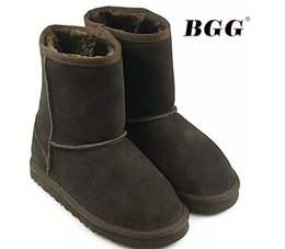 $enCountryForm.capitalKeyWord UK - Factory HOT 2018 classic WGG brand boys and girls popular Australian boots fashion ladies snow boots US free shipping