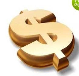 Zusätzliche Gebühr, zusätzliche Zahlung für die Fracht der Bestellungen oder die Proben kosten wie besprochen
