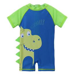 3ecb4d0081 BAOHULU Cartoon Baby Swimsuit Boy Rash Guards UPF50+ Swimwear Toddler One  Piece Infant Sun Protection Bathing Suits Kids 2018