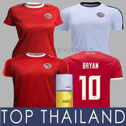 2018 Costa Rica Bryan Ruiz Soccer Jersey WOMEN KIDS kits 18 19 Costa Rica  Camisa de futebol JOEL CAMPBELL Football Shirt World Cup Maillot 8e1002721