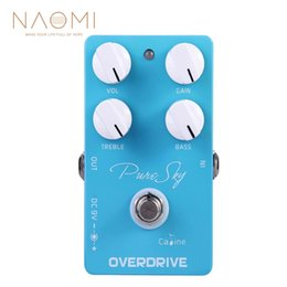 $enCountryForm.capitalKeyWord Australia - NAOMI Caline CP-12 Guitar overdrive Effect Pedal Drive Booster Ture Bypass Guitar Parts & Accessories
