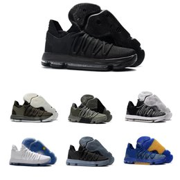 New Color WITH BOX 2018 Zoom KD 10 Kevin Durant Blinders PE Mens Men Women  Basketball Running Designer Luxury Brand Shoes Trainers Sneakers 06f680ec6