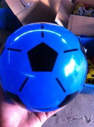 pvc footballs Canada - PVC football World Cup soccer ball toys wholesale