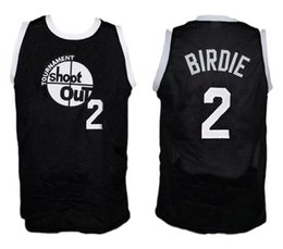 Birdie  2 Above The Rim Tournament Shoot Out Retro Classics Basketball  Jersey Mens Embroidery Stitched Custom any Number and name Jerseys a374304ac
