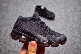 Wholesale New Fashion Brand Vapormax Infant Baby Boys Girls Kids Youth Children Sneaker Kids Vapormax Running Shoes Tennis Traine