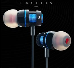 earset iphone Australia - In-ear Plating Headphone Headset Earphones Earset For Iphone 5 6 Samsung Galaxy S6 S7 S8 Plus Edge Note 6 Android Mobile Smart Phones