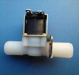 venda por atacado G1 aquecedor de água Válvula de água de controle / 2 Normalmente Aberta electromagnética da válvula de plástico Normalmente válvula solenóide fechado