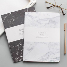 $enCountryForm.capitalKeyWord NZ - 2018 Cute School Notebook B5 Japanese Marble Pattern Lined Paper Journals Stationery School Office Supplies