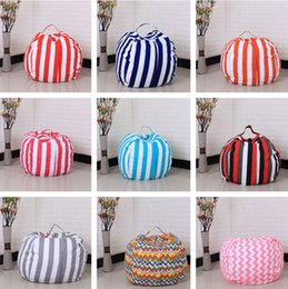 $enCountryForm.capitalKeyWord Canada - Storage Bean Bags 18 inch Kids Plush Toys Beanbag Chair Stuffed Room Mats Stuffed Animal Plush Toy Storage Bean Bag