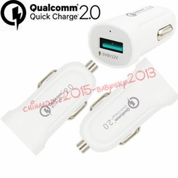 universal 12v charger for car 2018 - QC 2.0 Quick Charge Car charger 5V 3.1A 9V 1.8A 12V 1.3A Power adapter Car chargers for iphone 6 7 8 Samsung android pho