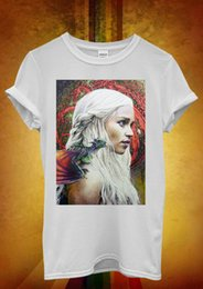 $enCountryForm.capitalKeyWord NZ - Khaleesi Mother of Dragons Men Women Unisex T Shirt Tank Top Vest 13 white black grey red trousers tshirt