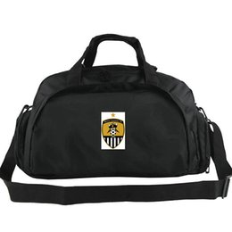 $enCountryForm.capitalKeyWord Canada - Notts County duffel bag FC club tote Football fans backpack Exercise luggage Soccer sport shoulder duffle Outdoor sling pack