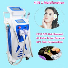 Discount laser ship - Free shipping IPL laser acne spot freckle removal vascular therapy skin rejuvenation wrinkle removal machine clinic salo