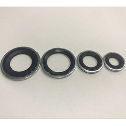 20pcs Buick Chevrolet compressor O ring Seal Gasket pad all size car ac replacement parts repair kit compressor parts on Sale
