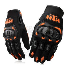 KTM Motorcycle gloves Luva Motoqueiro Guantes Moto Motocicleta Luvas de moto Cycling Motocross gloves Gants Moto M L XL XXL on Sale