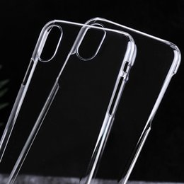 $enCountryForm.capitalKeyWord UK - Slim Clear Crystal Hard PC Case Transparent Cover Shell for iPhone X 8 7 iPhone 6 6S Plus 4 5 5S 5C SE Galaxy Note 8 S8 S8 Plus