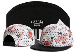 Cayler   Sons god Pray for compton Cashew flowers Snapback hats Bone chapeu  Men baseball caps Hip Hop for women Brand New c756e484a18