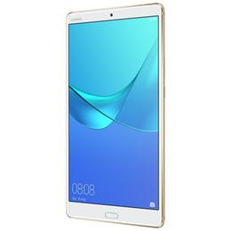 Original Huawei Mediapad M5 Tablet PC 4GB RAM 128GB ROM Kirin 960 Octa Core Android 8.4 inch 13.0MP Fingerprint Face ID Smart PC on Sale