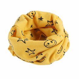 China New Autumn Winter Children's cotton scarf Baby Kids Scarf boys and girls scarves Child collar O Ring magic neckerchief wholesale cheap kids rings girls suppliers