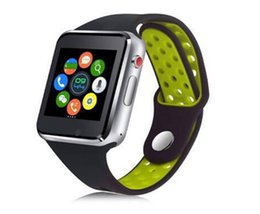 $enCountryForm.capitalKeyWord UK - Hot M3 Smart Wrist Watch Smart Watch With 1.54 inch LCD Touch Screen For Android Watch Smart SIM Intelligent Mobile Phone Retail Package