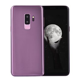 Chinese  3G WCDMA Goophone S9+ Plus V2 Clone Face ID Fingerprint Iris 1GB 16GB Quad Core MTK6580 Android 7.0 6.2 inch Full Screen 1440*720 Smartphone manufacturers