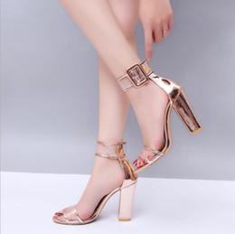 026368105 Hollow out Beach strap Sandals Summer buckle high heel sandals flat Roman stylish  ladies  sandals A174