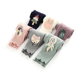 4cf5eafd7f New Toddler Baby Girls Kids Skinny Pants Warm Leggings Girl Bird Tree Fox  Rabbit Candy Penguin Pattern Stretchy Pants Trousers Hot