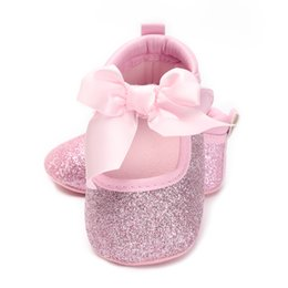 7368c3e5d88 Shop Baby Big Bow Shoes UK | Baby Big Bow Shoes free delivery to UK ...