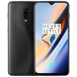 "new unlocked android phones 2018 - New Original Oneplus 6T 4G LTE Mobile Phone 8GB RAM 128GB ROM Snapdragon 845 Octa Core 6.41"" 20.0MP Fingerprint Unl"